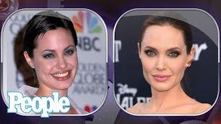 Angelina Jolie's Evolution of Looks  | People