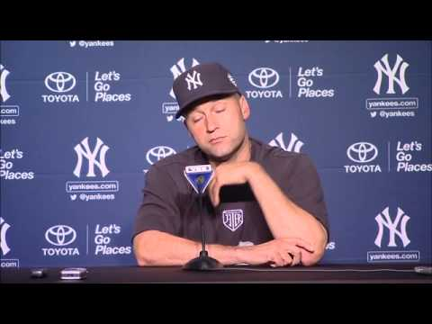 Derek Jeter reflects on his walk-off hit capping 20 years of success