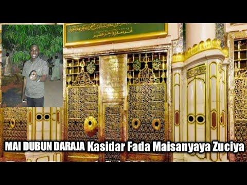 Download Kasidar Fadarbege Mai Dubun Daraja Mai Sa Zuciya Sanyi