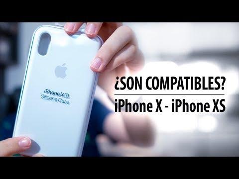 7f13da921d5 ¿Las fundas del iPhone X y XS son compatibles entre sí? - YouTube