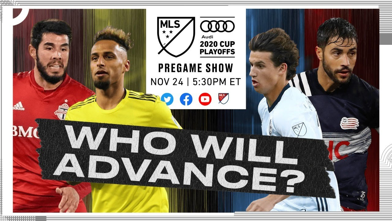 Who will advance to the next round? | Audi 2020 MLS Cup Playoffs Pregame Show