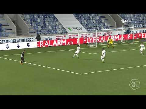 Lausanne St. Gallen Goals And Highlights