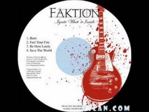 Faktion - Feel Your Fire