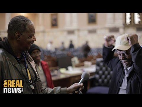 MD Senate Restores Ex-Felon's Right to Vote