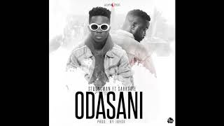 Strongman - Odasani ft. Sarkodie (Audio Slide)