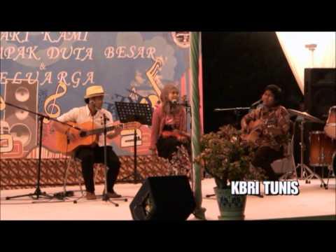 Sakha - Ibu Cover (Farewell Bapak Duta Besar - Indonesian Embassy of Tunisia)