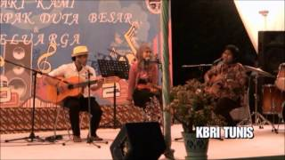 Sakha - Ibu Cover (Farewell Bapak Duta Besar - Indonesian Embassy of Tunisia)