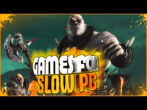 TOP 10   Best Games For Low PC (RPG)  #30