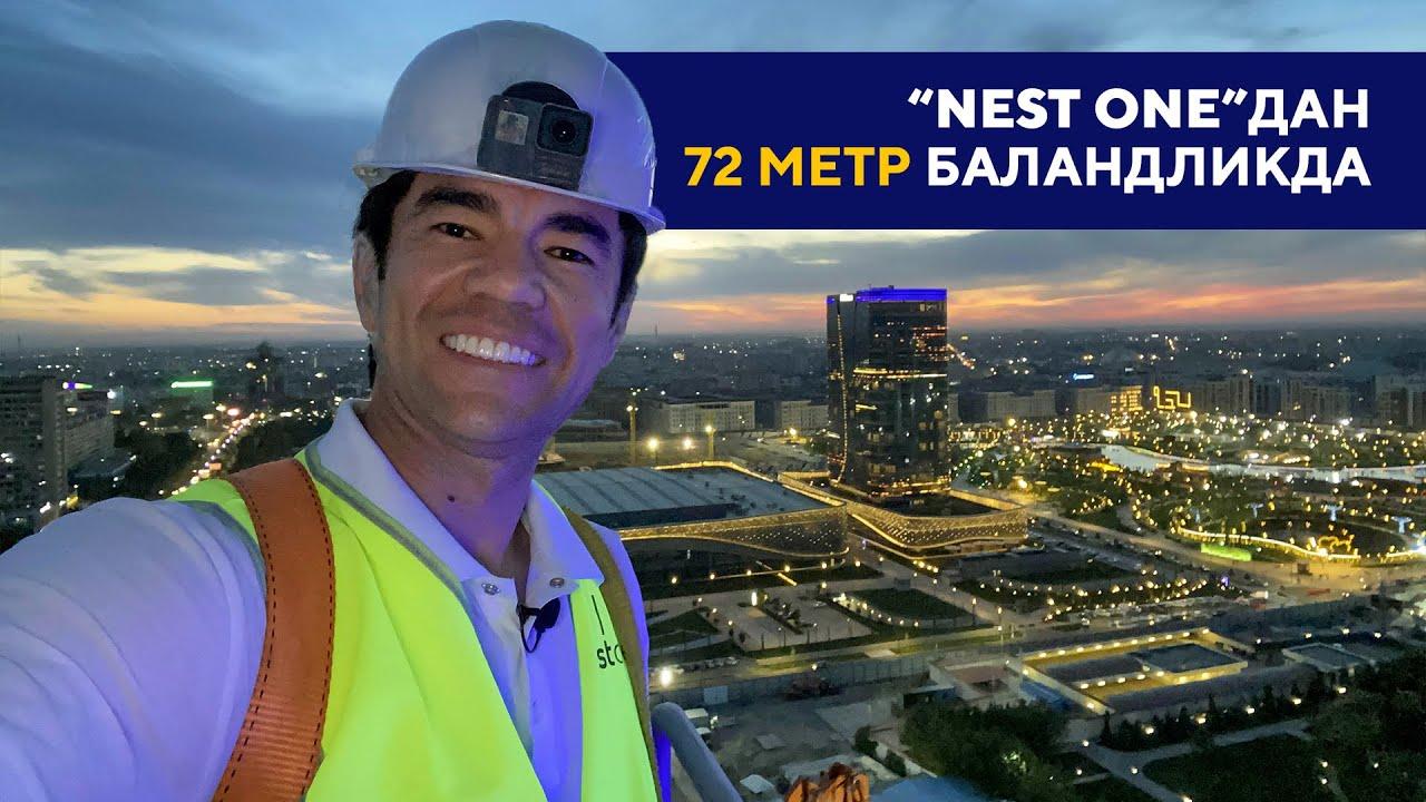 """NEST ONE""DAN 72 METR BALANDLIKDA   Murad Nazarov"