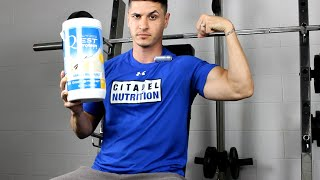 Quest Protein Supplement Review - Vanilla Milkshake