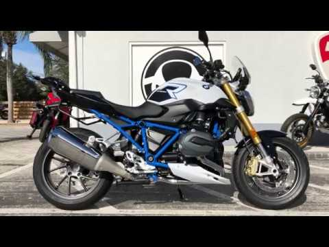 2018 bmw r 1200 r light white cordoba blue at euro. Black Bedroom Furniture Sets. Home Design Ideas