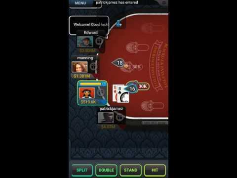 Big Fish Casino Blackjack Live Play