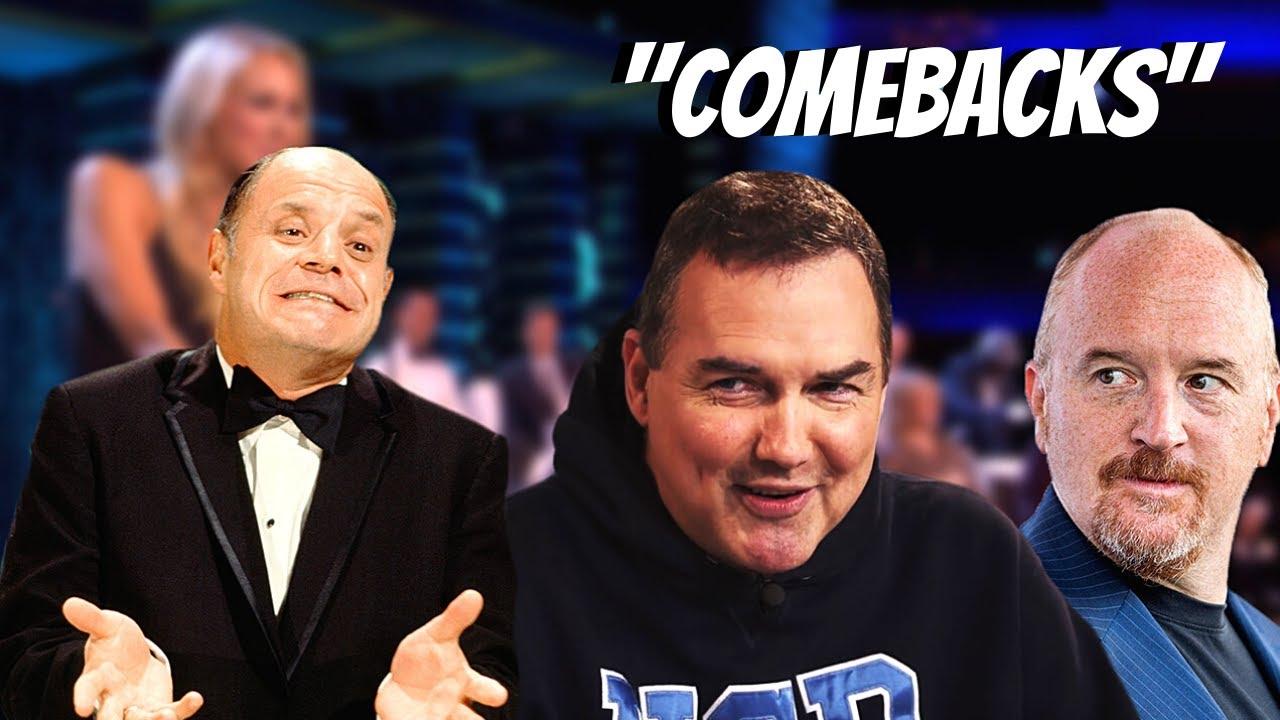 "Download Comedians ""FUNNIEST COMEBACKS"""