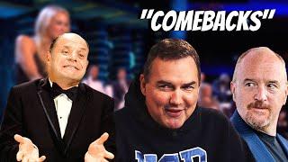 "Comedians ""FUNNIEST COMEBACKS"""