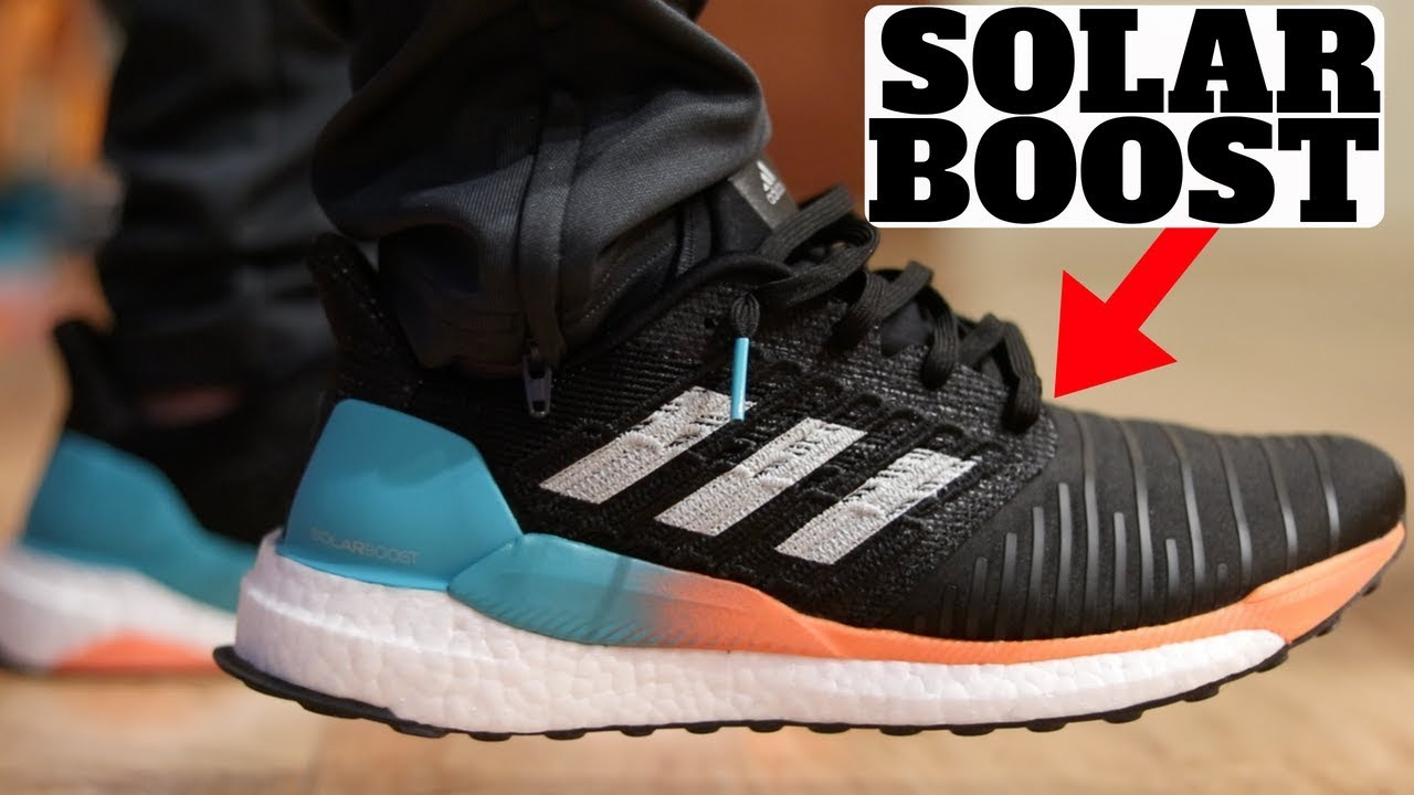 After Wearing  Adidas SOLAR BOOST Review! (vs Ultra Boost   Epic React) 9c54493451b6