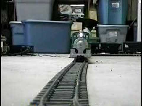 G Scale Lionel 0-4-0 Loco in Michigan, USA