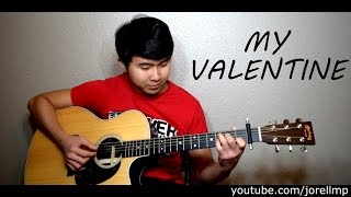 Martina McBride - My Valentine (Fingerstyle cover by Jorell)