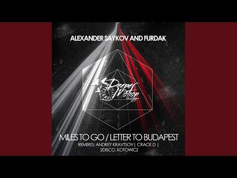 Miles To Go (Original Mix)