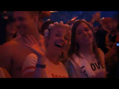 Otto Knows X Avicii - ID ((Wasted / Forever Time ) Live Video)