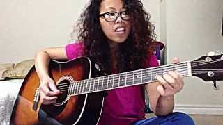 Here I Am To Worship - Chris Tomlin (cover by Gegs)