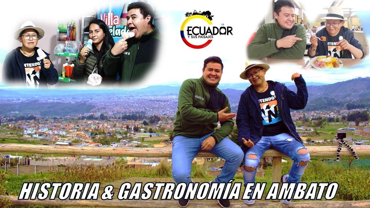 Download CONOCIENDO AMBATO & SALCEDO | Memito Castro
