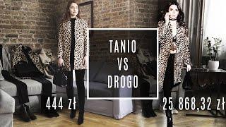Stylizacje TANIO VS DROGO x COLOR RICHE MATTE