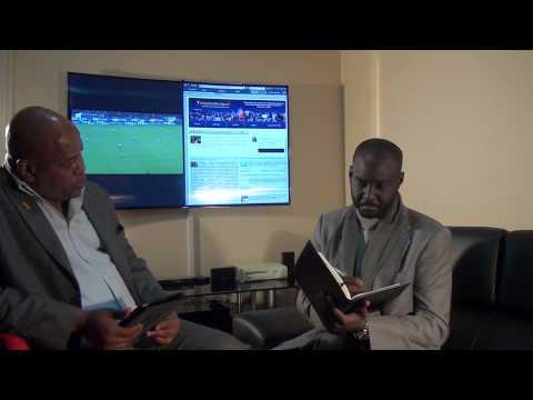 Interview avec Mht Nour Abdelkérim ex-ministre de la Défense du Tchad - Paris -
