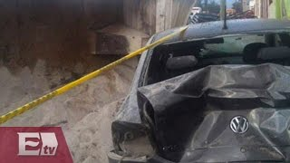 Hasta el momento son 27 los muertos por accidente en Zacatecas / Titulares de la tarde