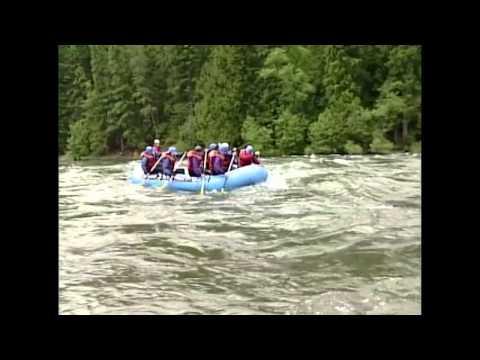 Silver Spray Rafting - Nelson, British Columbia