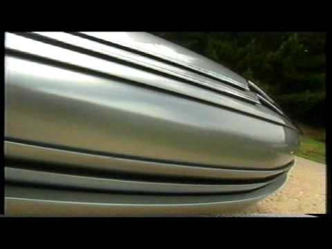 Citroen C6 Lignage Concept Car with a DS & C3 - SUPER RARE Clip!!!