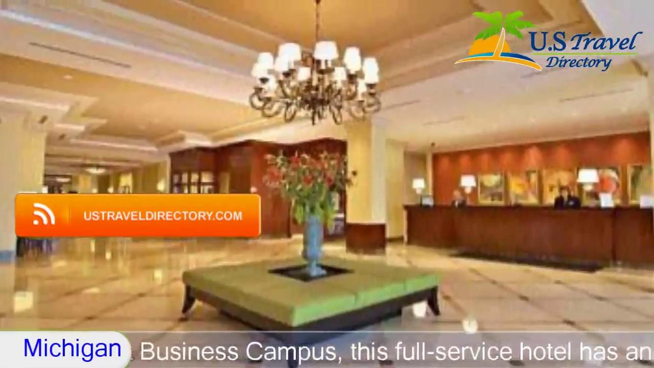 Auburn Hills Marriott Pontiac 3 Stars Hotel In Michigan