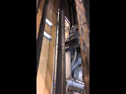 Elevator Upgrade Part 12 New Hollister Whitney Machine Running