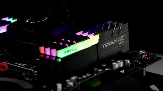 Trident Z RGB Series DDR4 - The World's Most Brilliant RGB Memory thumbnail