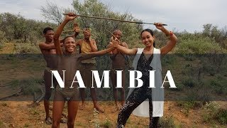 Walking with the Sans - Namibia