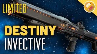 Destiny Invective : 60 Second Review