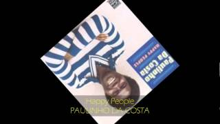 Paulinho Da Costa - HAPPY PEOPLE