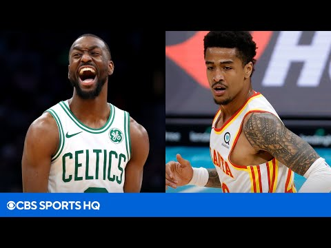 Kemba Walker Signs With Knicks, John Collins & Hawks Agree to Extension  CBS Sports HQ