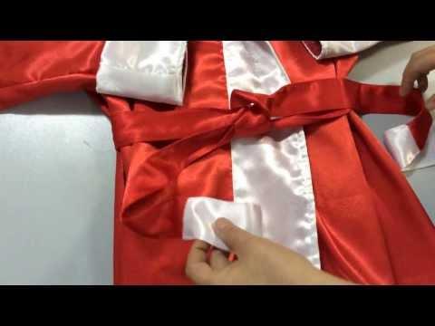 Костюмы Деда Мороза и Снегурочки - фото - 2017 / Costumes Santa Claus / Kostüme Weihnachtsmann