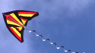 Premier Magic Kite Tail on Shazam Delta Kite Thumbnail