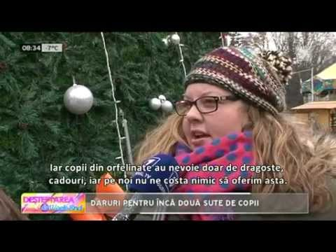 Jurnal TV - Winter Project 2014 - The Moldova Project Charity Trust - Victoria Morozov