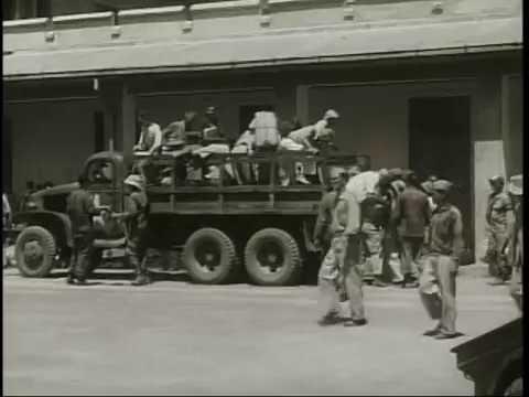 POW DAVE DEVRIES LOS BANOS RESCUE WWII