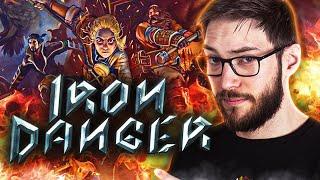 UN JEU OÙ JE CONTRÔLE LE TEMPS ! - Iron Danger