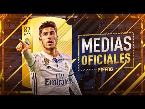 FIFA 18 | PRIMERAS MEDIAS OFICIALES | TOP 100 a 81