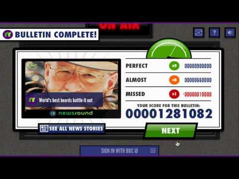 CBBC - Master Control Room Gameplay