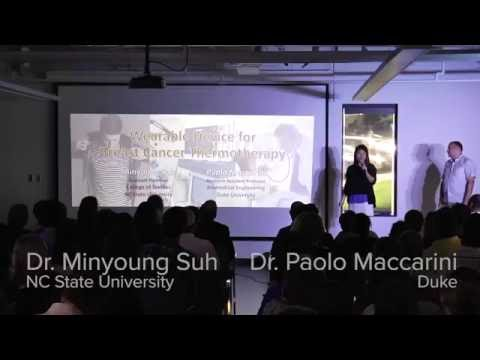 RTP 180: Wearables | Dr. Minyoung Suh & Dr. Paolo Maccarini