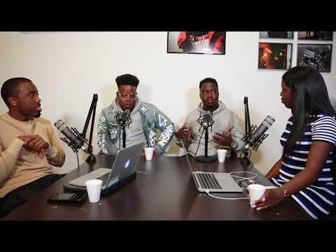 #GOALS Episode 9 - Social Media Marketing with Steve Daniel & Nkosi Phanord