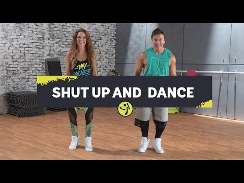 Zumba® TurnUP | Shut Up & Dance – Max Pizzolante