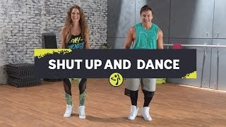 Zumba® TurnUP | Shut Up & Dance - Max Pizzolante(It's time for your new favorite choreography. And special treat: this song is by Zumba® creator Beto Perez himself! 'Shut Up and Dance' is Beto's 2016 motto and ..., 2016-07-13T15:06:04.000Z)