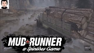 Mud Runner a Spintires Game #06