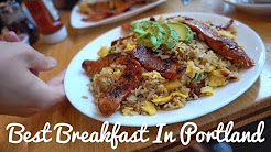 Best Breakfast In Portland | Episode 15